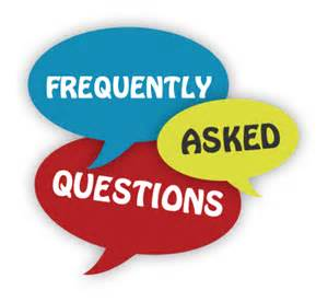 Parents Frequently Asked Questions